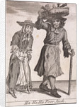 Ha Ha Ha Poor Jack, Cries of London, (c1688?) by Anonymous