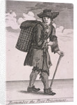 Remember the Poor Prisonners, Cries of London, (c1688?) by Anonymous