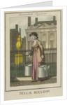 Milk Below!, Cries of London by