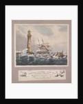 Eddystone Lighthouse, Plymouth, Devon by