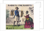 Rabbits! Fine Rabbits!, Cries of London by TH Jones