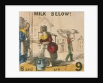 Milk Below!, Cries of London by