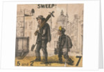 Sweep!, Cries of London by TH Jones
