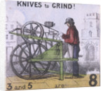Knives to Grind!, Cries of London by TH Jones