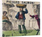 Pickled Salmon!, Cries of London by TH Jones