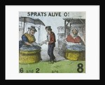 Sprats Alive O!, Cries of London by TH Jones