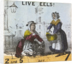 Live Eels!, Cries of London by TH Jones