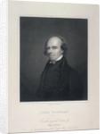 Portrait of John Flaxman by Richard Woodman