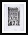 Union Assurance office, Cornhill, London by