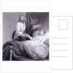 The Raising of Jairus's Daughter by Henry Corbould