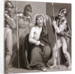 The Mocking of Christ by
