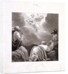 The Ascension by Henry Corbould