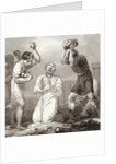 The Stoning of St Stephen by Henry Corbould