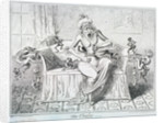 The Cholic by George Cruikshank