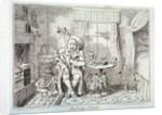 Indigestion by George Cruikshank