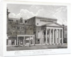 View of the Haymarket Theatre, Westminster, London by Thomas Dale