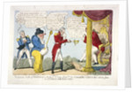 The grand Duke of Middleburg or late Ld. C-t-m & Commdore Cur-t's paying their respects... by Anonymous