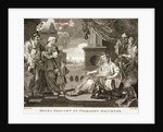 Moses brought to Pharaohs daughter by Thomas Cook