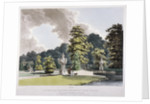 Gardens at Hampton Court Palace, Hampton, Middlesex by
