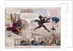 The difference between law and justice by Isaac Cruikshank