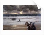 Cardigan Bay, Wales by Philip Richard Morris