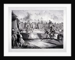 Eglinton Tournament, the Tilt-Yard of the 19th century, near the Regent's Park, London by Benjamin Waterhouse Hawkins