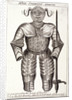 Will Summers's armour, as preserved in the Tower of London by Anonymous