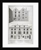 City of London Lying-in Hospital for Married Women, Aldersgate Street, London by Benjamin Cole