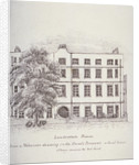 Lauderdale House, Aldersgate Street, London, c1800(?) by Mary Anne Hedger