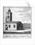 Church of All Hallows Staining, London by Anonymous