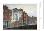 Church of St Alfege, London Wall, London by William Pearson