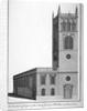 All Hallows Church, Bread Street, London by