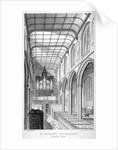 Church of St Andrew Undershaft, Leadenhall Street, London by