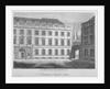 St Bartholomew's Hospital, Smithfield, City of London by H Simmons