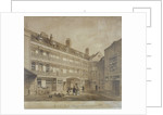 Belle Sauvage Inn, Belle Sauvage Yard, Ludgate Hill, City of London by Anonymous