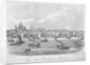 Blackfriars Bridge, London by Anonymous
