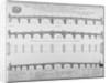 Three designs by Edward Oakley for Blackfriars Bridge by Benjamin Cole
