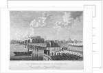 View of Blackfriars Bridge under construction, London, c1762 (1775) by