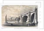 View of Blackfriars Bridge looking south, London by