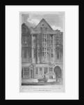 Sir Paul Pindar's house, Bishopsgate, City of London by