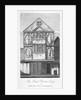 Sir Paul Pindar's House, Bishopsgate, City of London by Anonymous