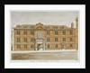 Front view of Blackwell Hall, City of London by