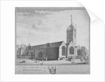 Church of St Botolph, Aldgate, City of London by William Henry Toms