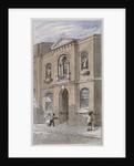 St Bride's Schools, Bride Lane, City of London by James Findlay