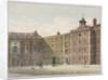 Bridewell, City of London by Thomas Hosmer Shepherd