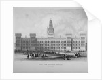 The Public Record Office, Chancery Lane, City of London by WE Albutt