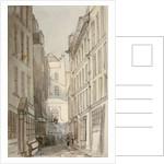 Change Alley, City of London by Thomas Colman Dibdin