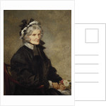Portrait of the Artist's Mother by