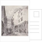 Chick Lane, City of London by