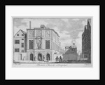 Christ's Hospital with Christ Church, Newgate Street in the background, City of London by James Taylor